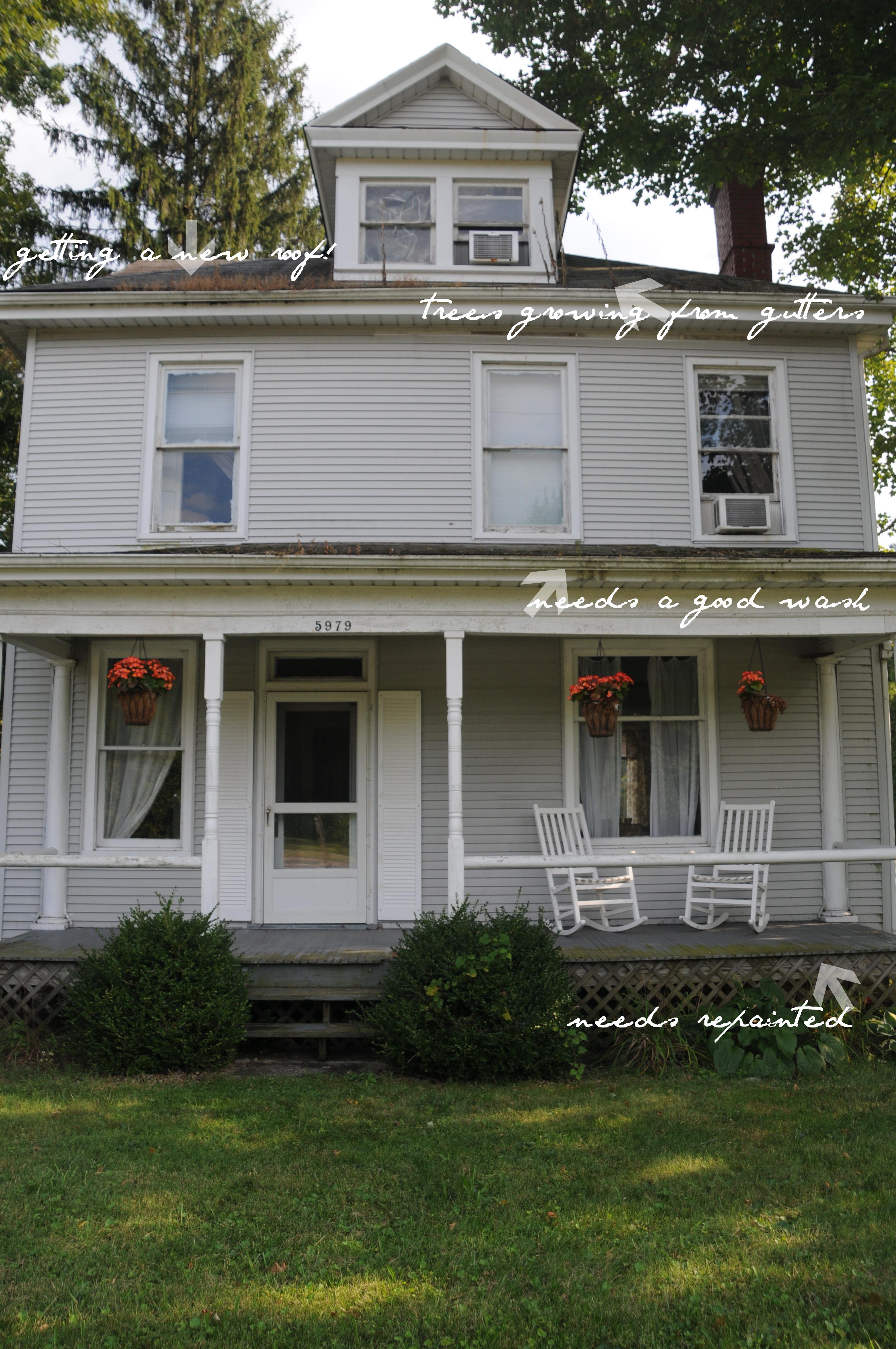 house tour exterior earnest home co