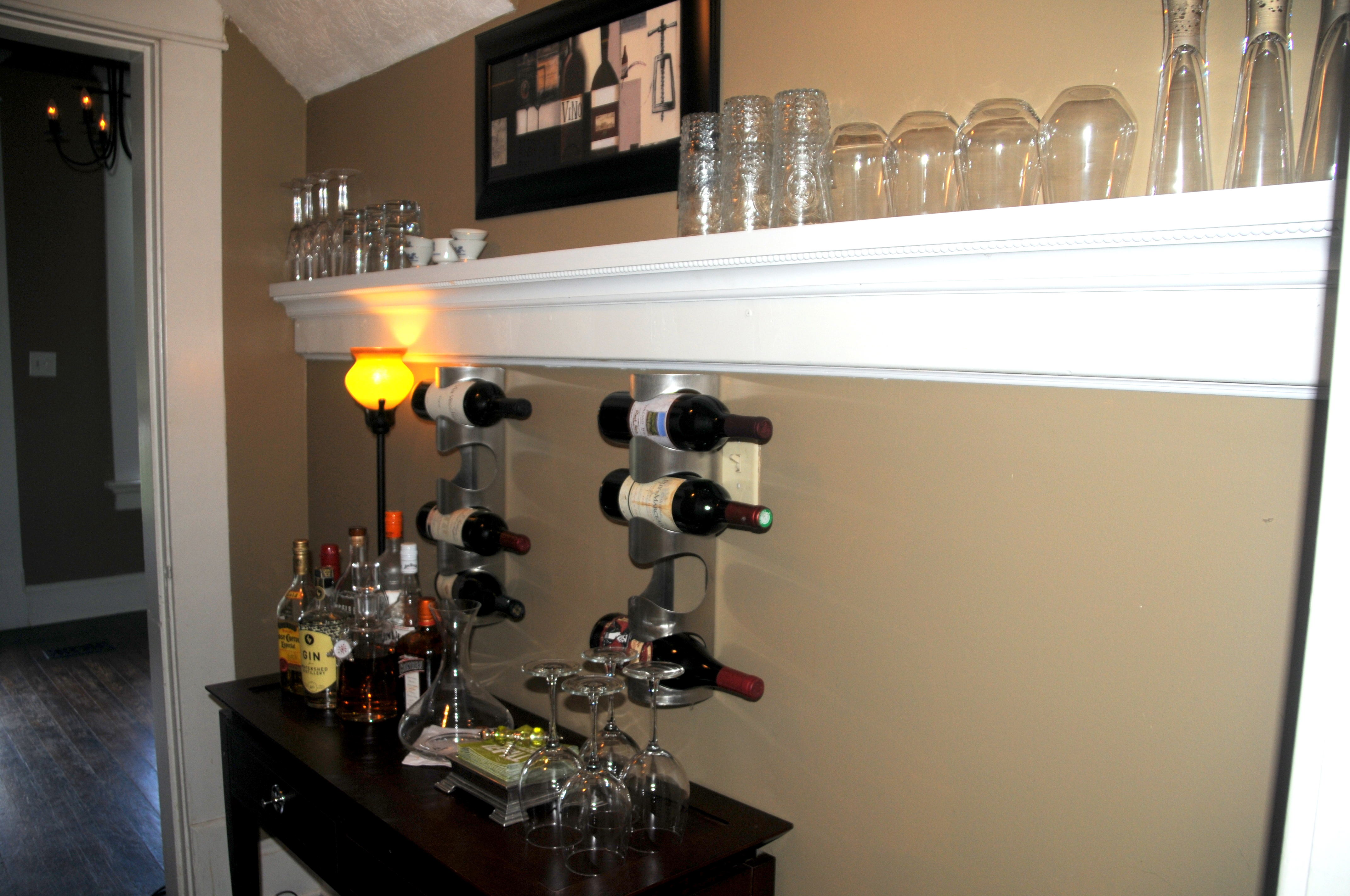 House Tour: The Bar - Earnest Home co.