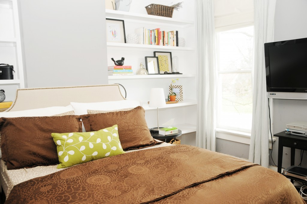 Handmade Nailhead Upholstered Headboard Earnest Home Co