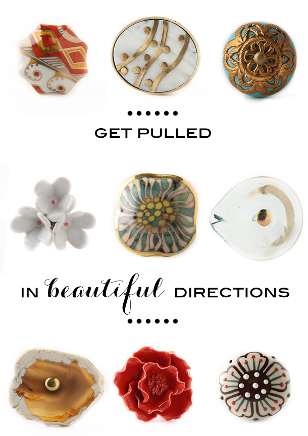 drawer pulls - Earnest Home co.