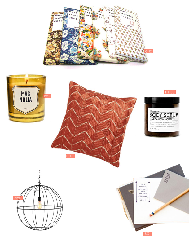 Friday Faves on www.earnesthomeco.com