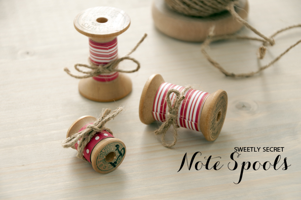 spools - 4 font