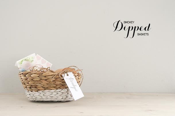 dipped basket 1