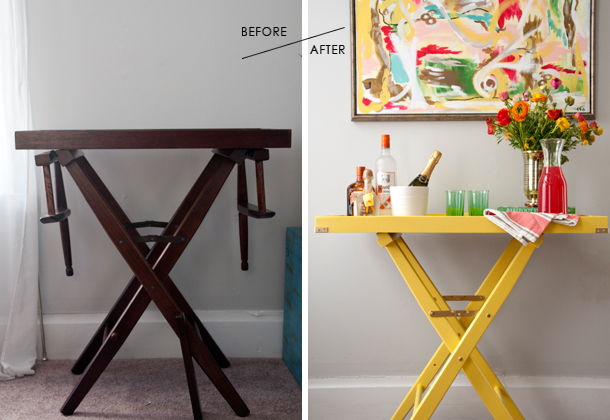 Sherwin Williams Before and After