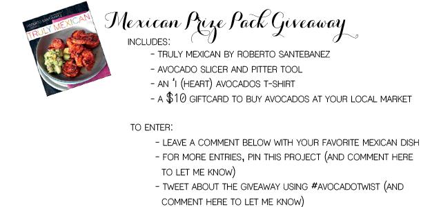 avocado giveaway