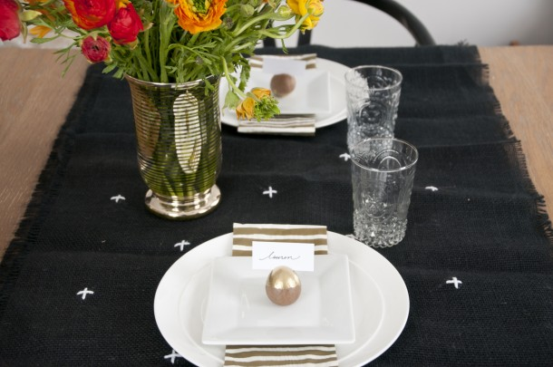 avocado seed placecard holder
