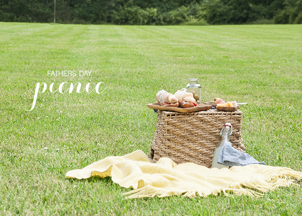 Father's Day Picnic – Earnest Home co.