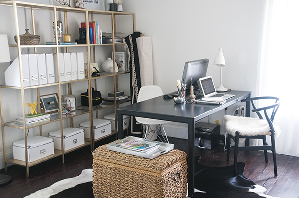 total office for two people