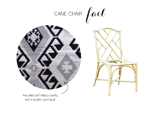 Cane Chair Fabric