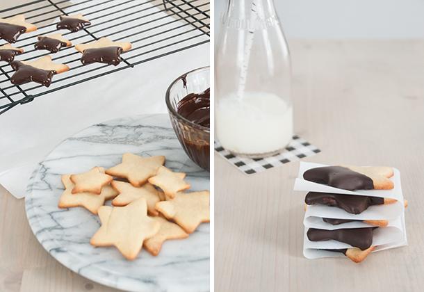 lemon christmas cookies