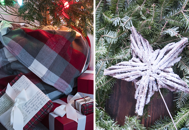 rustic cabin christmas decorations