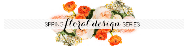 floral styling series header