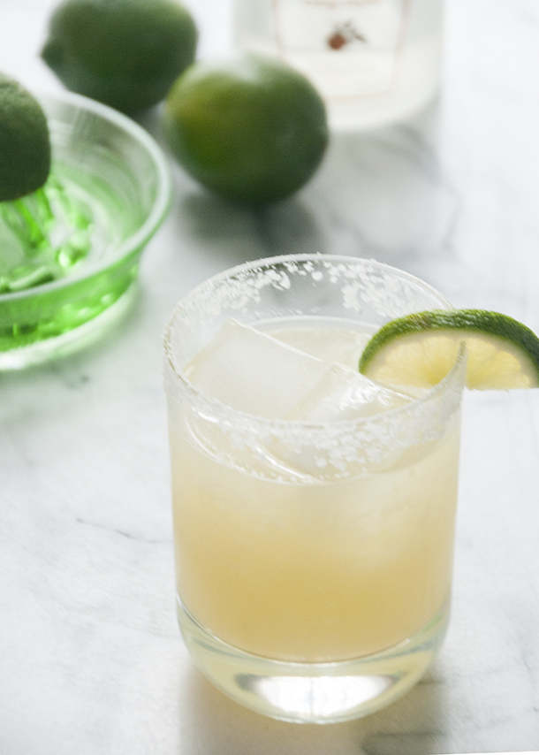 margarita recipe without triple sec