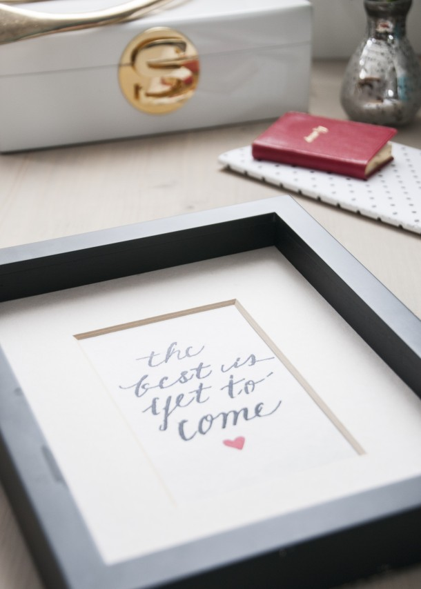quotation art watercolor