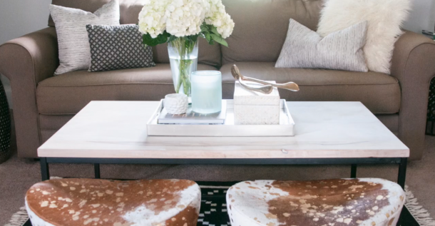Summer Styling Series Coffee Table Styling Earnest Home co