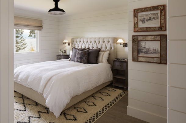 Master Bedroom Neutral neutral cool master bedroom re-design - earnest home co.