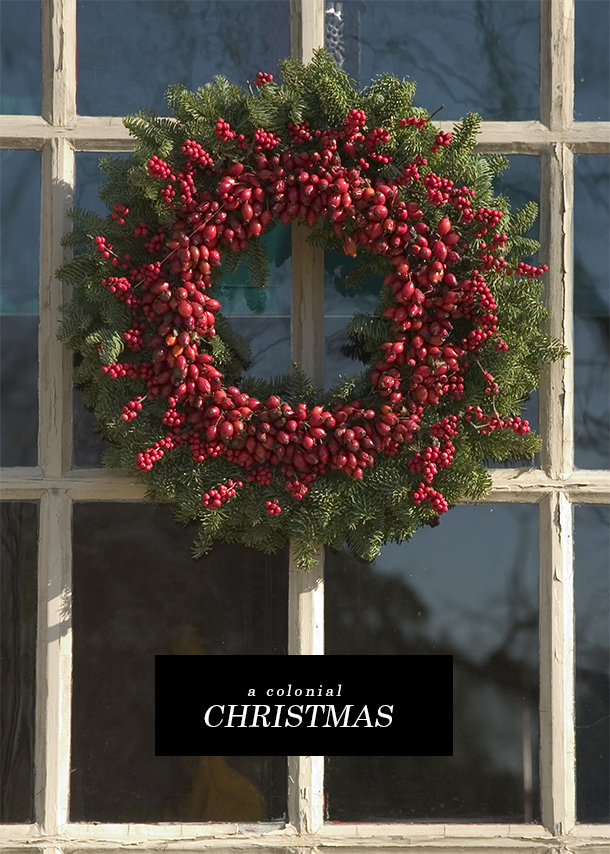 Holiday Decorating Ideas 2014 Part - 43: Colonial Christmas