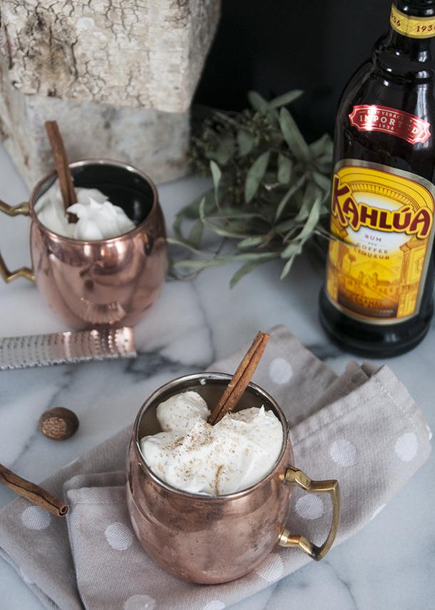 kahlua drink bar