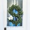 DIY monogram wreath 100