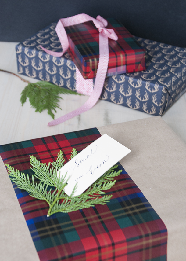 easier gift wrap ideas
