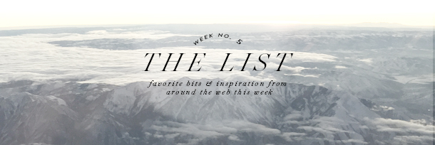 the list header wk5