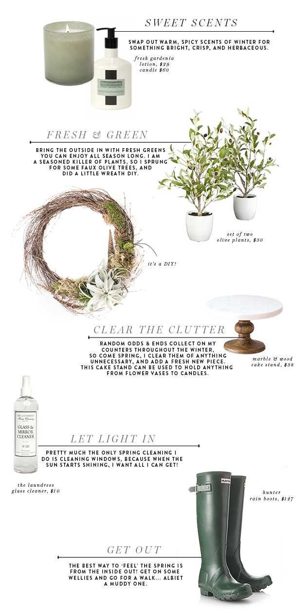 5 ways to feel the spring