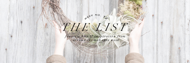 the list header wk12