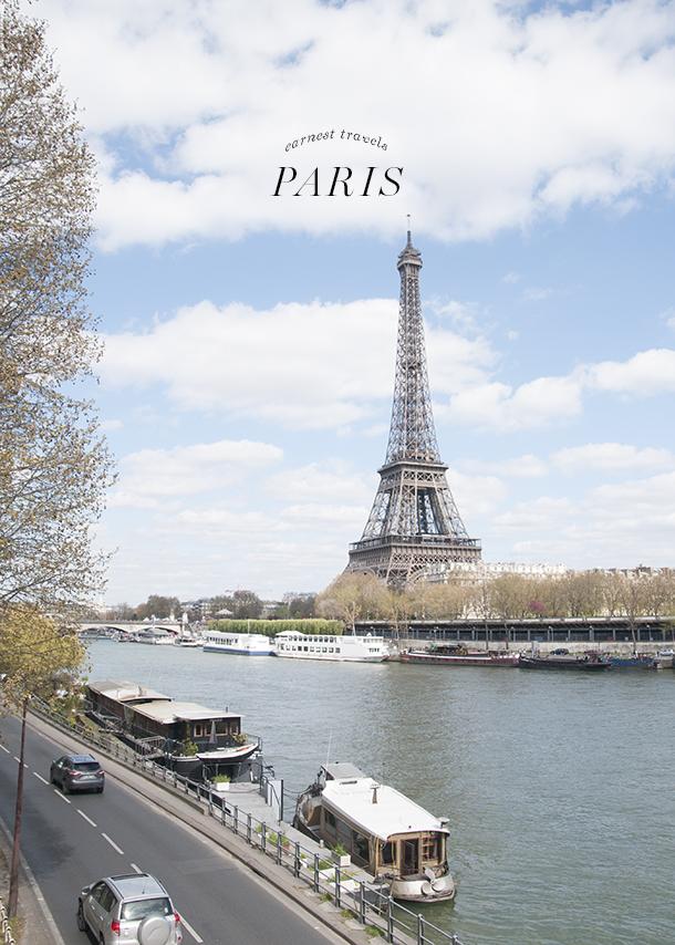 earnest travels paris recap
