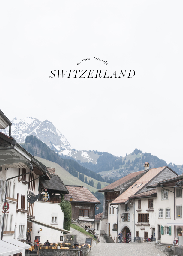 earnest travels switzerland