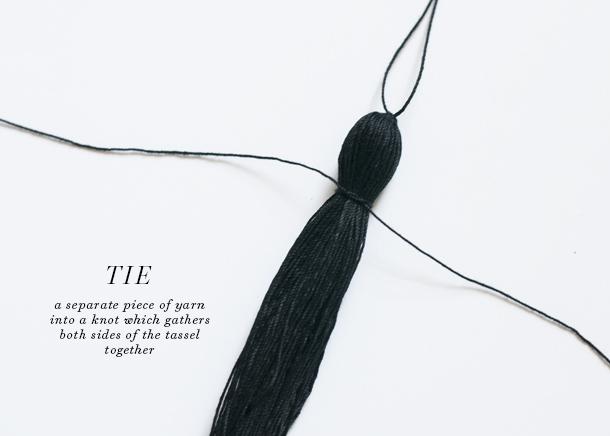 tassel fringe rug tutorial 6