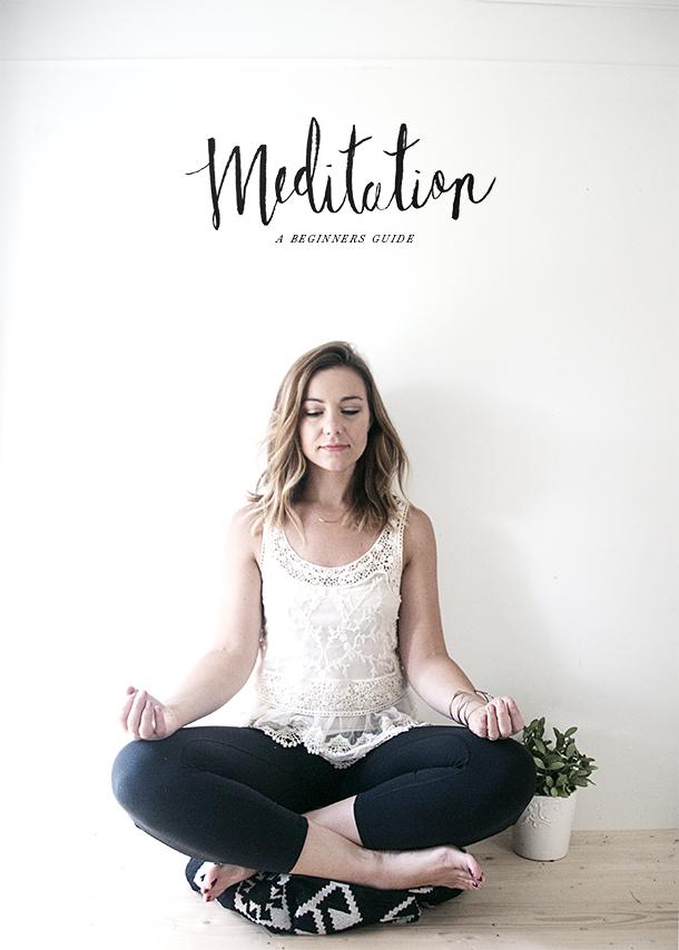 beginner meditation