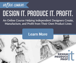 design it produce it profit