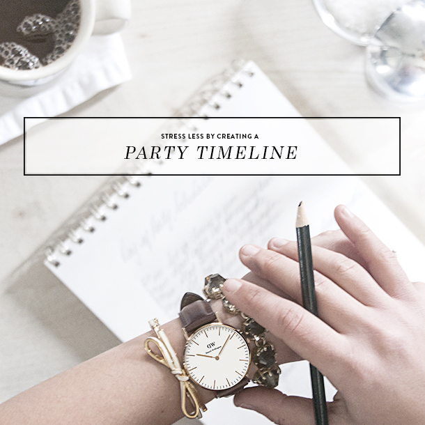 party timelinesq