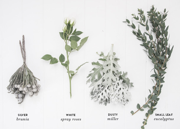 flower types for winter flower arrangement