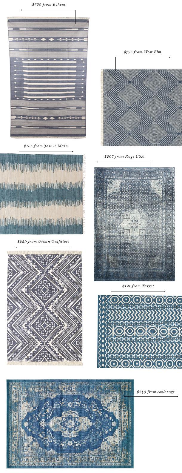 rug options