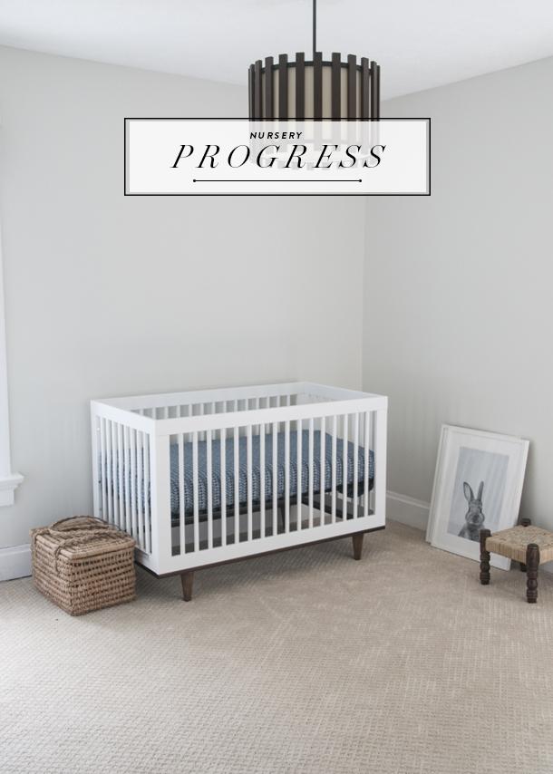 nursery progress
