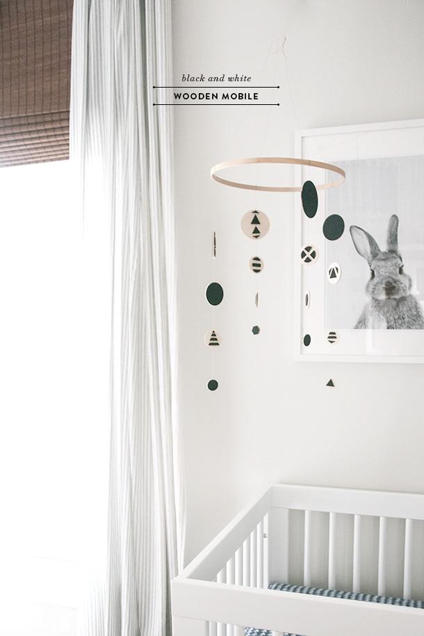 Modern Diy Baby Mobile Earnest Home Co Bloglovin